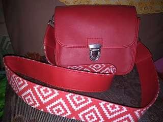 Red Bag Cute