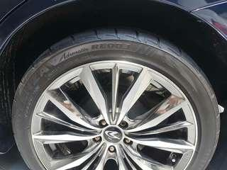 215 45 17 Bridgestone Potenza Re003