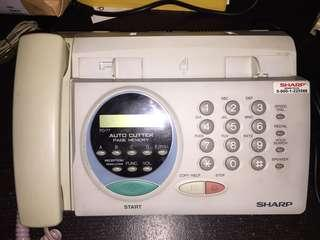Mesin Fax Sharp FO-77