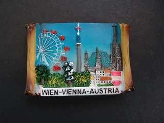 FRIDGE MAGNET AUSTRIA