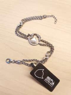 【全新】小飛俠S925純銀手鍊 Astro Boy 阿童木silver bracelet