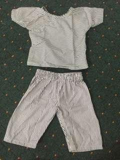 cotton stripes tailor made