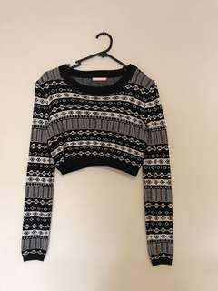 Cute Crop Jumper