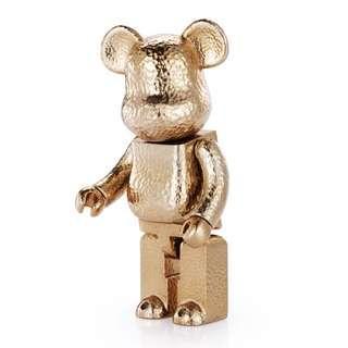 ROYAL SELANGOR x Medicom Toy 400% Bearbrick