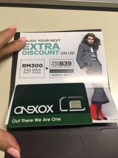 XOX B39 Pack