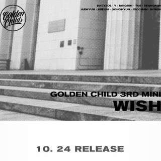 GOLDEN CHILD- WISH