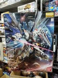 Bandai MG #204883 Freedom Gundam 自由高達 ZGMF-X10A ver. 2.0 Gundam Seed 1/100 1:100