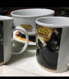 Star Wars Breakfast set