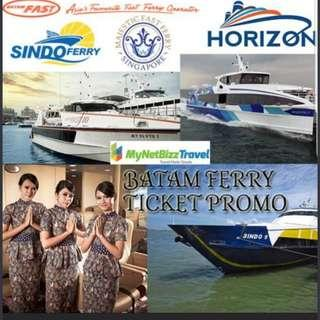 Batam Ferry Batam Ferry Ticket Sindo Ferry