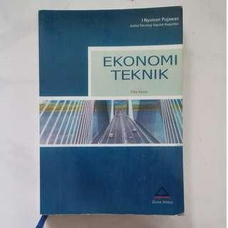 Ekonomi Teknik by I Nyoman Pujawan - ITS