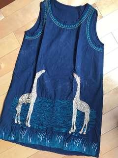Dress giraffe
