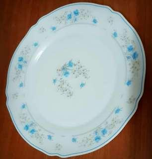 Made in France dinner plates and cup.