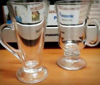 Ocean Brand cups.