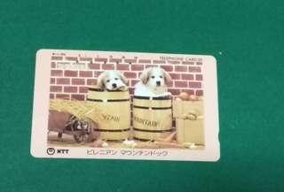 日本電話卡 狗仔 18