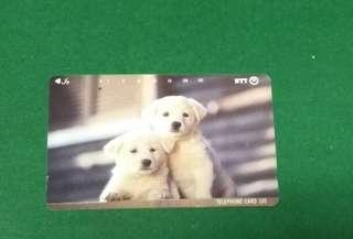 日本電話卡 狗仔 21