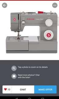 Singer 4432 Sewing Machine wanted (I m buying)