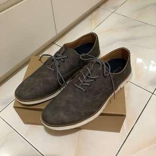 🚚 近全新 LUXPLAY手工都會男鞋 台灣&韓國聯名休閒鞋  雲彩灰