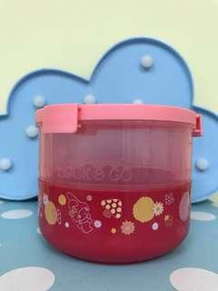 Want to Trade - 7 Eleven Sanrio Lock & Go Double Layer Container - My Melody