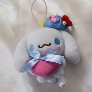 三麗鷗 Sanrio 玉桂狗 Cinnamoroll 吊飾