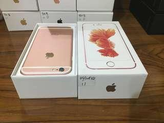 🚚 iphone 6s/64G 玫瑰金美機