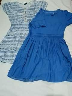 Blue Dresses Bundle