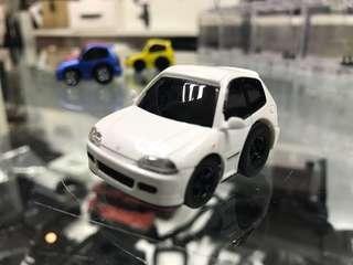 Honda Eg6 civic white