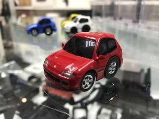 Honda Eg6 civic red
