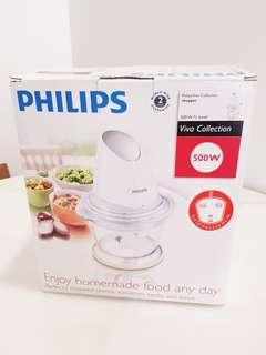 Philips Viva Collection 500w Chopper