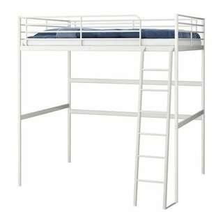 IKEA Tromso Loft Bunk Bedframe