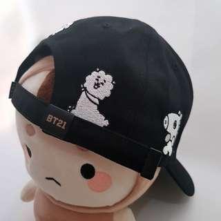 BT21 baseball cap