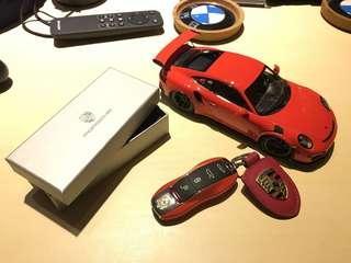 Porsche 911 GT3RS 原廠 鑰匙造型 USB 隨身碟