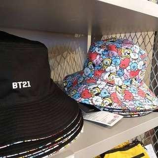 BT21 Bucket hat