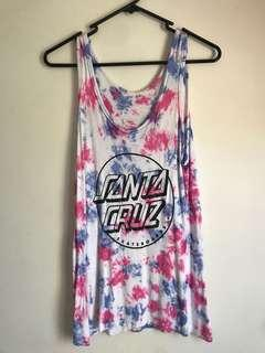 Stussy and Santa Cruz singlets