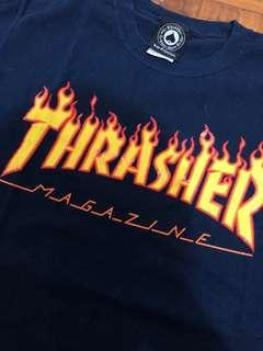 Authentic Thrasher flame shirt