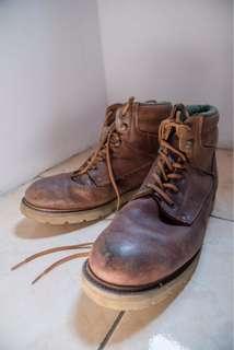 Texas Steer Boots Oil Resistant (Original)