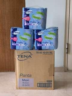 Tena Pants Maxi (Size M)