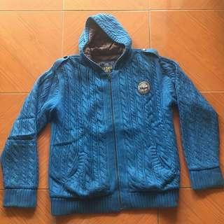 UWS knit jacket snow paradise