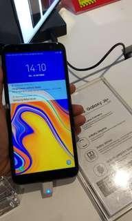 Samsung J6plus bisa cicilan proses 3 menit