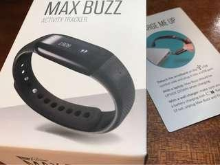 Maxbuzz Fitness Tracker