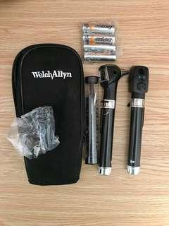 Welch Allyn Diagnostic Set Soft Case Pocket Junior