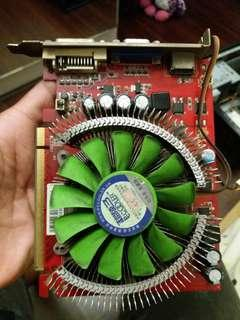 Graphics Card (Video Card) GF 9400 GT 1GB DDR2 128BIT CRT/DVI/HDMI