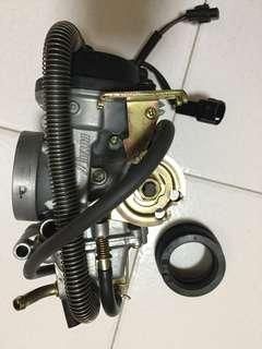 DRZ 400 Mikuni 29fa OEM Carburator.