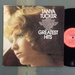 Lp Tanya Tucker (Greatest Hits) - vinyl