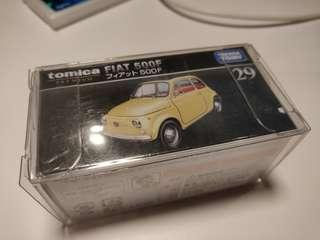 Tomica Premium Fiat 500F