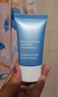 CLARINS Masque Creme - Hydraquench Cream Mask