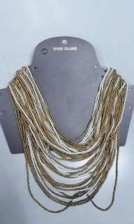 River Island Necklace (used once only)