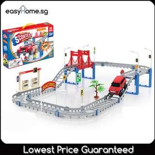 🚚 Dream of Track NO95-3 / Car Racing Track Boy Game Toy