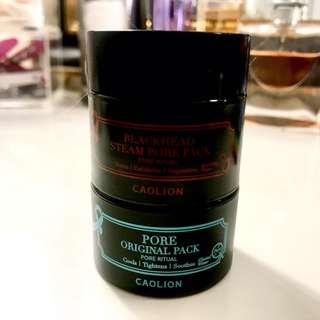 Caolion pore pack / free shipping