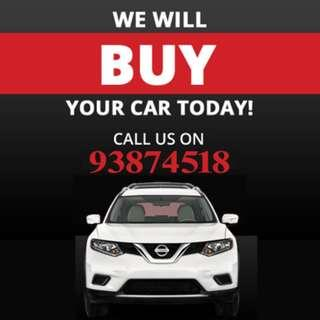 Sell Us Your Car or Commercial Vehicle ( Ref 8732 )