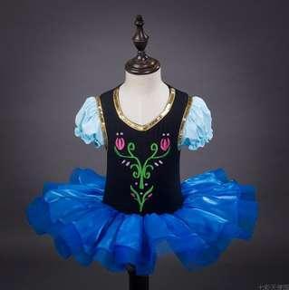 New Costume Girls Ballet  Dresses 全新女童芭蕾舞裙